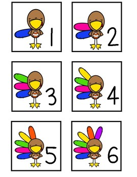 Counting Turkeys