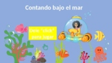 Counting Under the Sea (Spanish Version)