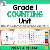 Counting Unit (Grade 1) - Distance Learning