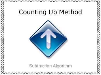 Counting Up Method Powerpoint
