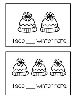 Counting Winter Hats