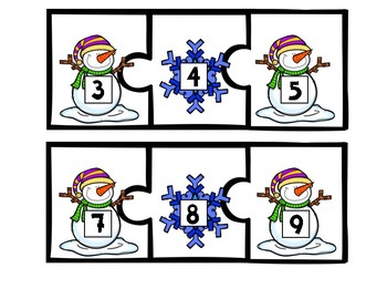 Counting Winter Wonderland