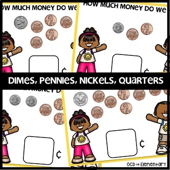 Counting With Coins BOOM CARDS | DIGITAL TASK CARDS | Module 6 Lesson 23