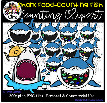 (Super Discount) Counting With Sharks
