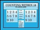 Counting Within 10