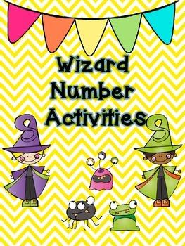 Counting Wizard Activities