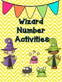 Counting Wizard Activities