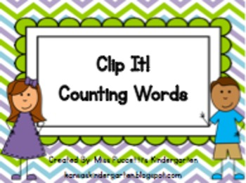 Clip It! Counting Words