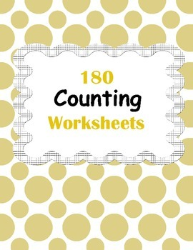 skip counting worksheets by whooperswan teachers pay teachers. Black Bedroom Furniture Sets. Home Design Ideas