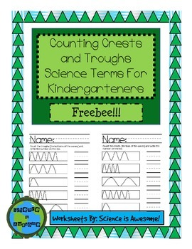 Counting Worksheets - Counting Crests