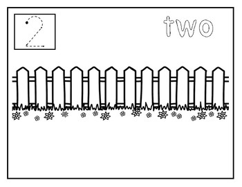Counting Worksheets/Mats Numbers 1-10