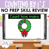 Counting Wreaths - Counting by 1's to 20 See it Write it