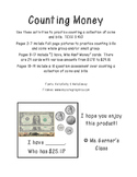 Counting a Collection of Coins and Bills