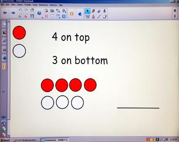 Counting, adding and subtracting with Rekenreks
