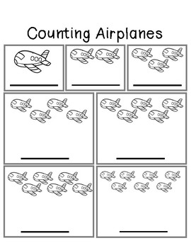 Counting and Adding Airplanes