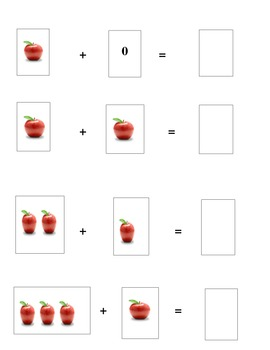 Counting and Adding Apples