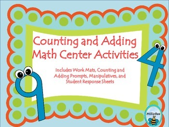 Beginning Counting Activities