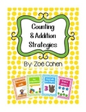 Counting and Adding Strategy Posters