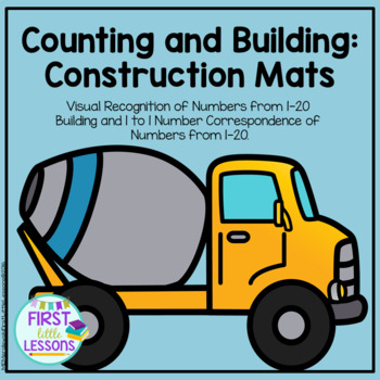 Counting and Building: Construction Mats