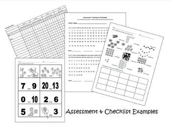 Counting and Cardinality AND Geometry Bundle