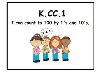 Counting and Cardinality Active Board Math Center Bundle (Common Core Aligned)