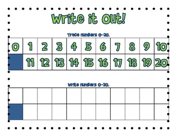 Counting and Cardinality Activity Pack for Math Centers - Covers Every Standard!