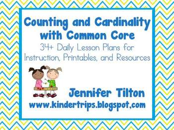 Counting and Cardinality-Common Core