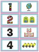 Counting and Cardinality - Differentiated Activity Pack {C