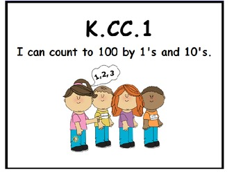 Counting and Cardinality Math Center Bundle (Common Core Aligned)