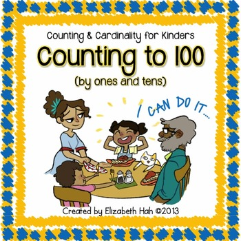 Counting and Cardinality for Kinders: Counting to 100 by o