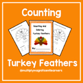 Counting and Coloring Turkey Feathers- Extendend Content S