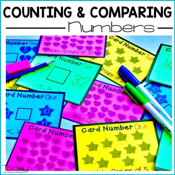 Counting and Comparing Numbers