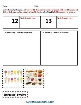 Kindergarten Math Bundle - CCS- Counting, Algebra, Geometry, Base 10