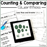 Counting and Comparing Quantities