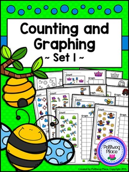 Counting and Graphing - Set 1