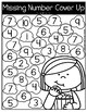 Counting and Missing Numbers