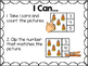 Counting and Number Identification Clip Cards - Halloween Theme