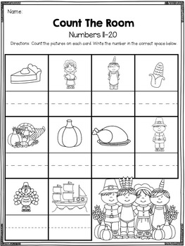 Counting and Numbers