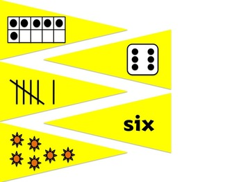 Counting and Numbers Unit - Weather Themed