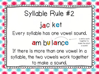 Counting and Segmenting Syllables