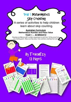 Counting and Skip Counting