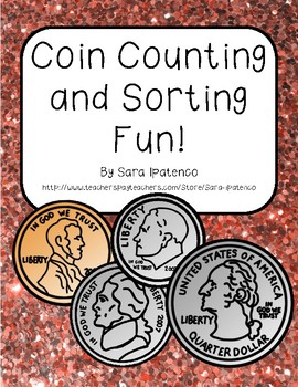 Counting and Sorting Coins Fun
