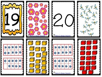 Counting and Sorting Concept Attainment 11 - 20