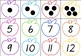 Counting and Subitising Cards - 1-20 FREEBIE