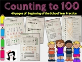 Counting and Writing Numbers to 100