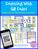 Counting With QR Codes- Tens Frames and Scattered Configurations