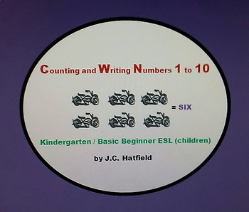 Counting and Writing Numbers 1 - 10 Kindergarten