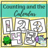 Counting and the Calendar   Preschool & Toddler Activities
