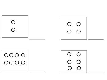 Counting and tracing- contar y trazar