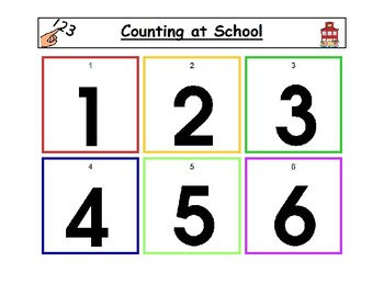 Counting at School